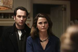 Matthew Rhys stars as Philip Jennings and Keri Russell as ...