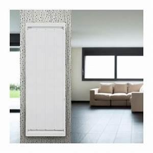 Noirot Calidou Plus 2000w : radiateur calidou smart blanc vertical 2000w noirot ~ Edinachiropracticcenter.com Idées de Décoration