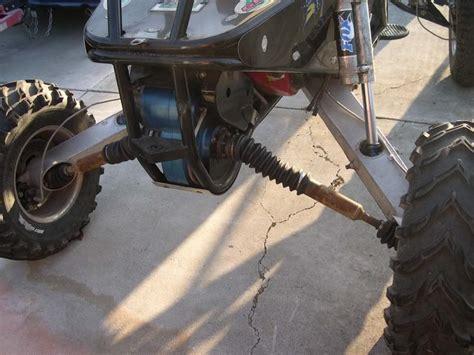 Baja Truck Suspension Design