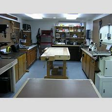 Small Woodworking Shop Design, Images About Garage