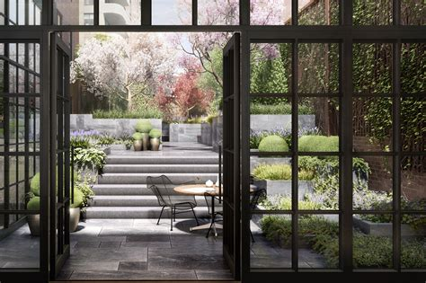 Garden City Ny Apartments by See Gorgeous Secret Gardens In 8 New York City Apartment
