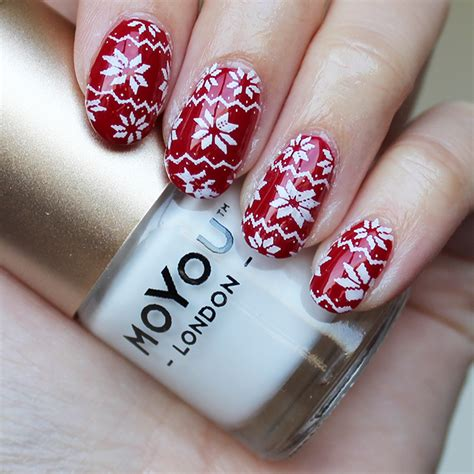 sweater nail nail art ugly christmas sweater nails swatch and learn