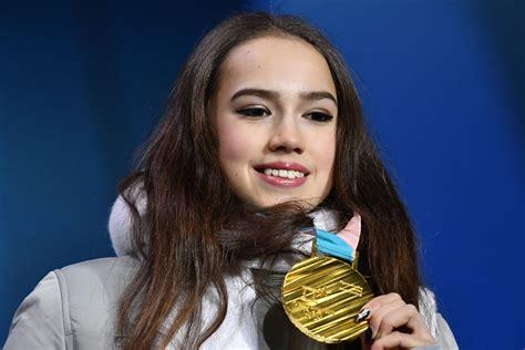 Alina Zagitova: The 15-year-old who waltzed on ice to win ...