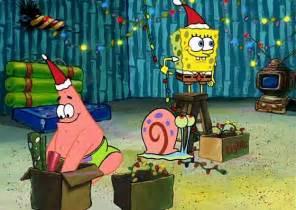 spongebob christmas 7 spongebob squarepants photo 27876732 fanpop