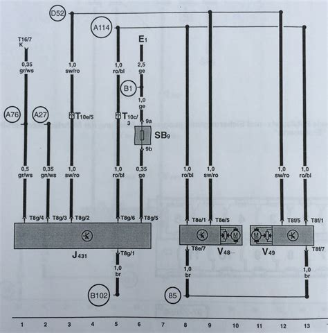 Polo 6n2 Central Locking Wiring Diagram by 6n2 Xenon Light Self Levelling Sensor Retrofit