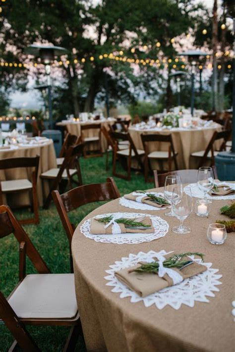 1000 Ideas About Outdoor Table Settings On Pinterest
