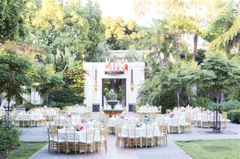 los angeles river center and gardens wedding los angeles