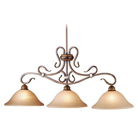 3 light pendant island kitchen lighting wrangled 3 light kitchen island pendant aged walnut
