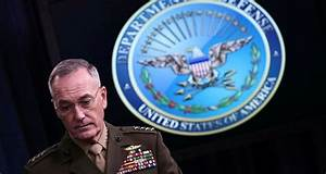 Trump nominates Dunford for second term as Pentagon's top ...