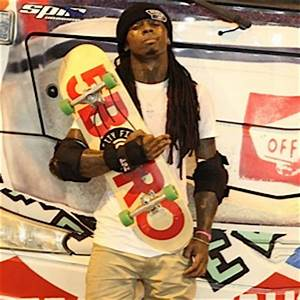 Lil Wayne Kicks & Pushes, Launches New Skateboarding Line ...