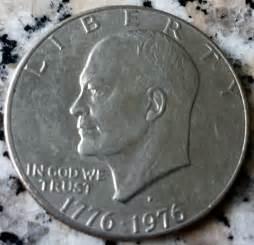 1776 to 1976 quarter dwight d eisenhower 1776 1976 silver dollar coin