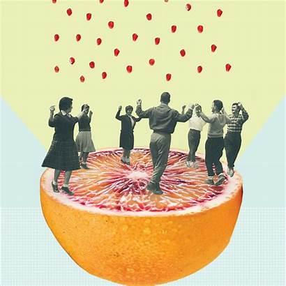Surrealism Collage Domestika Project