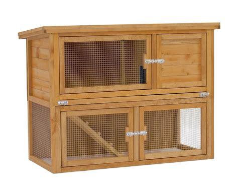 cottage rabbit hutch the cottage 4ft rabbit hutch storey outdoor