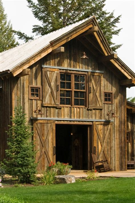 25 best ideas about exterior barn doors on