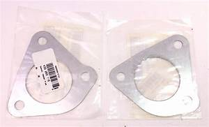 2x Nos Exhaust Down Pipe Gaskets 93-99 Vw Jetta Gti Mk3 Passat Vr6