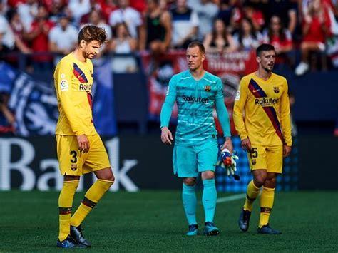 Last games between these teams. Barcelona Vs Osasuna / Watch Barcelona Vs. Osasuna: Live Stream The La Liga Game ... - Barcelona ...