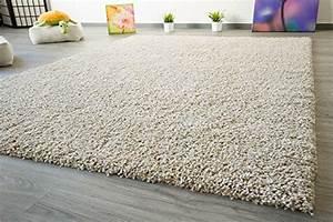 Teppich Beige Weiss : shaggy hochflor teppich funny soft touch langflor in der farbe weiss gut siegel gr e 60x115 cm ~ Eleganceandgraceweddings.com Haus und Dekorationen