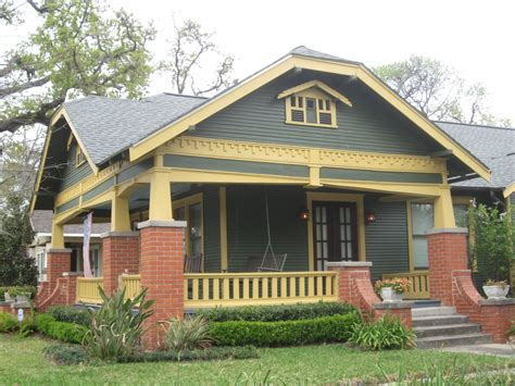 the other houston bungalow colors some beautiful