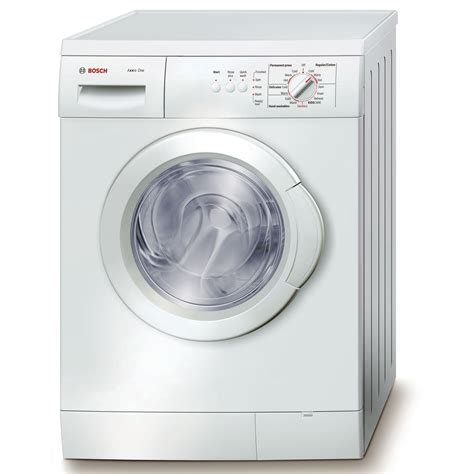 washer dryer stacked bosch front load washer 1 9 cu ft wae20060uc sears