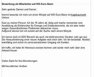 Bewerbung Für Minijob : bewerbung minijob auf 450 basis nebenjob anschreiben ~ A.2002-acura-tl-radio.info Haus und Dekorationen