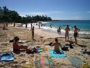White Sand Beaches Big Island Hawaii