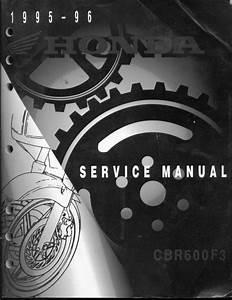Honda Cbr 600 Service Manual Pdf  141 Mb