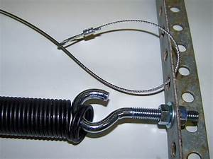 Safety Kit For Extension Spring Garage Doors