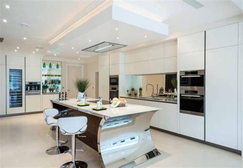 interieur cuisine moderne superb plan interieur maison moderne 7 125 exemples de
