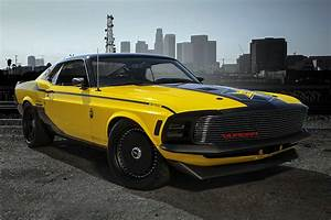 1970 Ford Mustang 302 'Quadra' By Rockstar Performance Garage | HiConsumption
