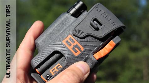 New  Gerber Bear Grylls Survival Tool Pack Review  Best Multitool Flashlight & Fire Starter