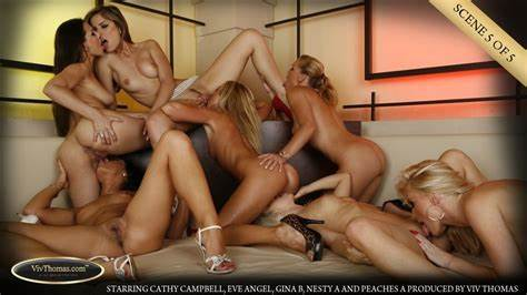 Gina B And Peaches Herself cathy campbell & eve angel & gina b & nesty a & peaches a
