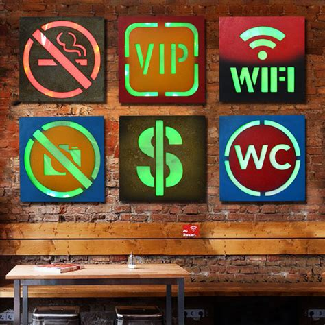 neon signs for home decor 21 styles vintage home decor led neon sign restaurant bar