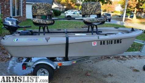 Bass Pro Boat Motor Prices by Armslist For Sale Troller X10 Deluxe Boat
