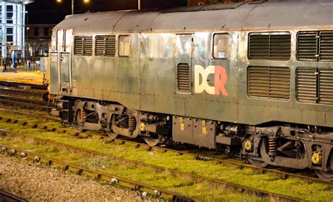 DC Rail, Class 31601, Exeter St. Davids Station, Exeter ...