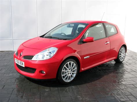 Renault Clio 2007 by 2007 Renault Clio Iii Sport Pictures Information And