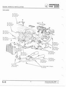 Honda Magna Engine Diagram