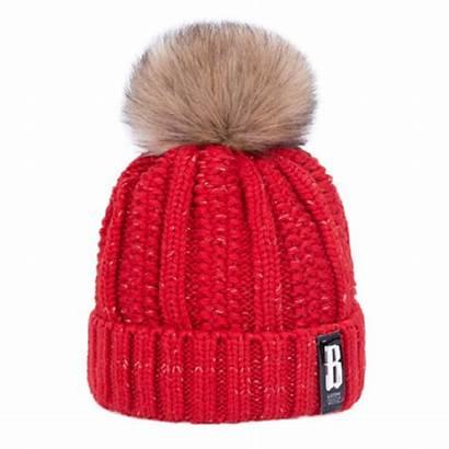 Bonnet Hiver Winter Femme Chapeau Chaude Pompon