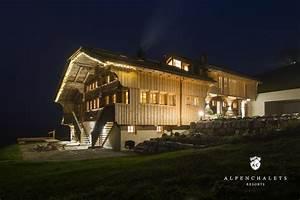 Außergewöhnliches Luxus Chalet Gstaad Hüttenurlaub in