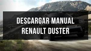 Descargar Manual De Usuario Renault Duster En Pdf