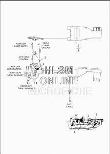 Harley Davidson Hand Control Wiring Diagram