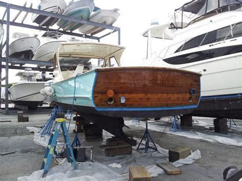 Lobster Boat Engines by Rebuild Of A Classic Maine Lobster Boat General