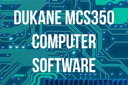 Dukane Computer Software