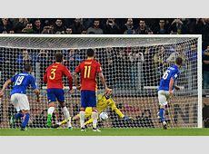 Italia vs España resumen, goles y resultado MARCAcom