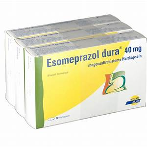Esomeprazol Dura 40 Mg