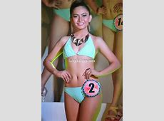 Beauty Pageants in the Philippines Swimsuit Photos Miss