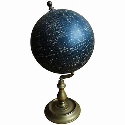 Globe Celestial Philip London Son Circa 1920