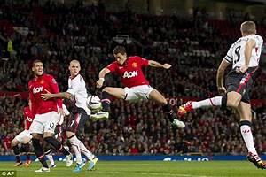 Javier Hernandez better than Robin van Persie, Wayne ...
