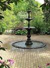 40 Beautiful Garden Fountain Ideas victorian garden fountain
