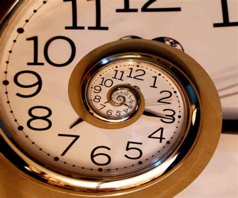 image gallery swirl clock