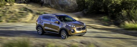 How Much Can The 2017 Kia Sportage Tow?
